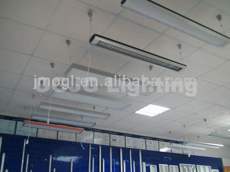 4ft Pendant T5 Office Light Fixture,T5 Fluorescent Hanging Light ...