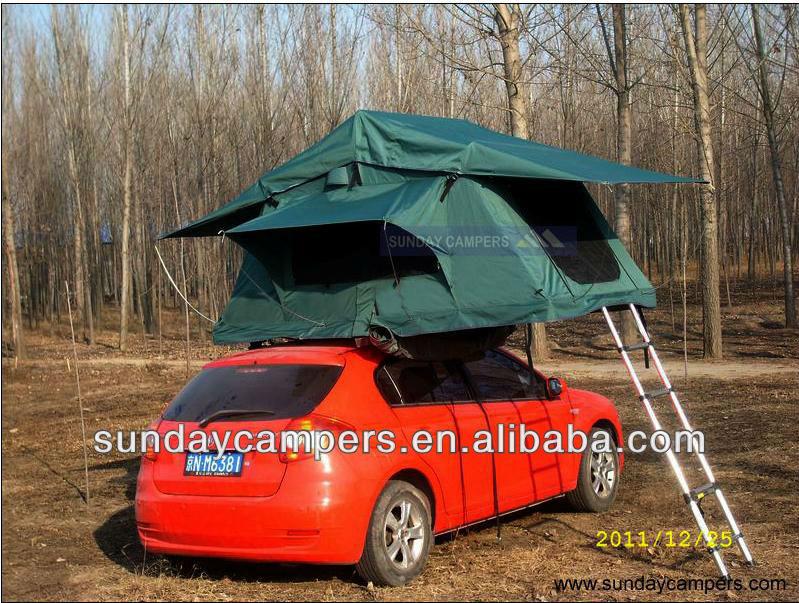 New design 4X4 Car Rooftop Tent / Roof tents & New Design 4x4 Car Rooftop Tent / Roof Tents - Buy 4x4 Car Rooftop ...