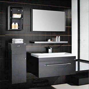 Charming GBW832 New Style Solid Wood Bathroom Vanity