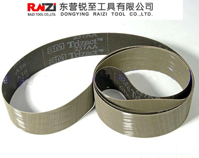 3m Trizact Belt For Stainless Steel Pipe Belt Sander(pyramid Sanding Belt) - Buy Sanding Belt ...