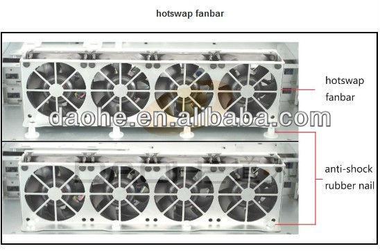 Wholesale 2U R2308-03A 8 bays Storage Server Rackmount Chassis ...