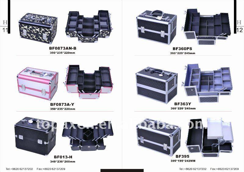 aluminum makeup artist cosmetic box kit bag buy
