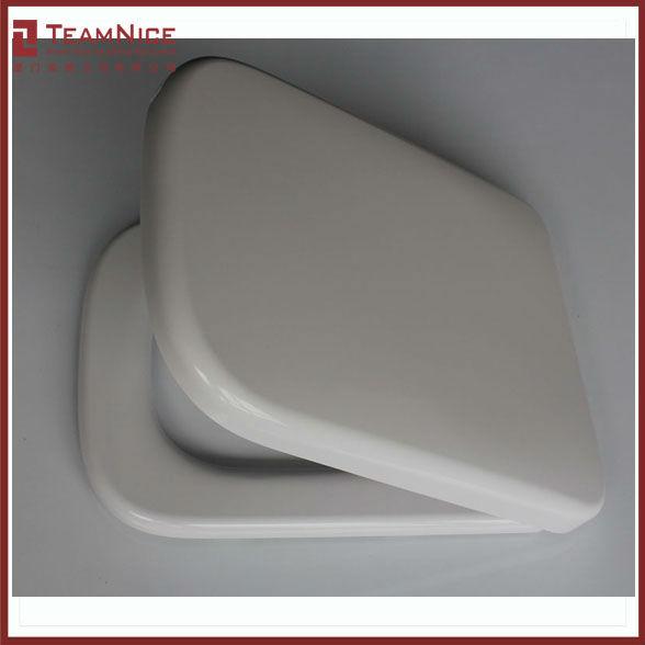 Square Toilet Seat Soft Closing Toilet Seat Ceramic Toilet Seat