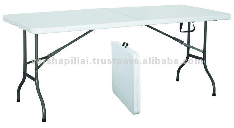 Folding Banquet Plastic Table