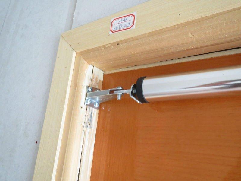 silver aluminum light duty storm door pneumatic closer & Silver Aluminum Light Duty Storm Door Pneumatic Closer - Buy ... Pezcame.Com