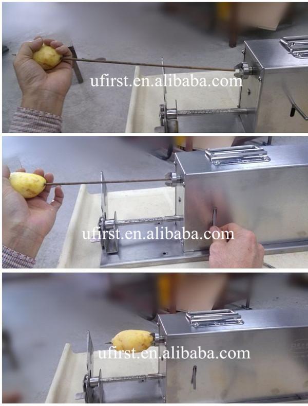 potato maker machine