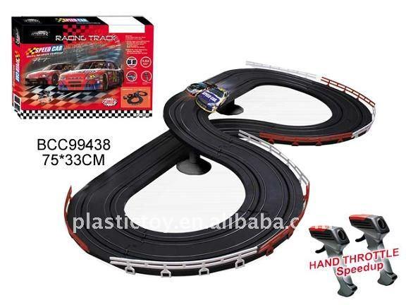 Hot Children 1 64 Electric Slot Cars Tracks Set Bcc99434