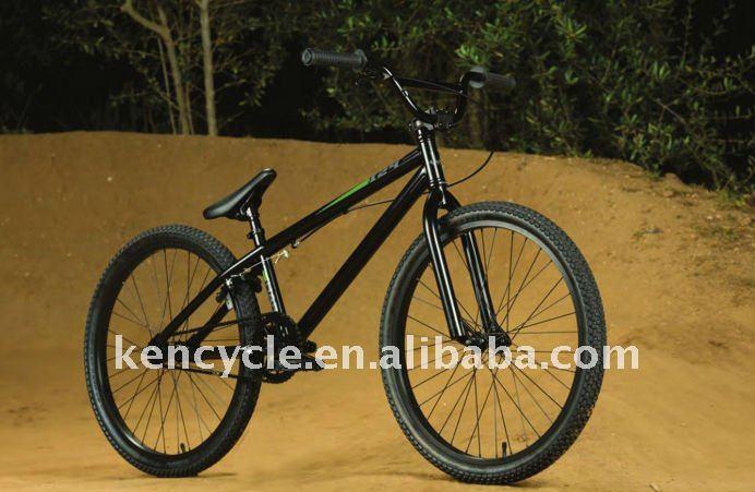 24 Pulgadas Acero Cr-mo Marco Freestyle/bmx/bicicleta/dirtjump Bmx ...