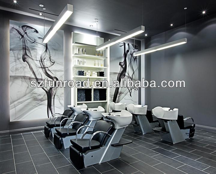 Illuminazione negozio parrucchiera: illuminazione salone