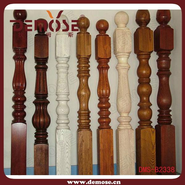 Indoor Solid Wood Baluster New Designs Buy Balcony