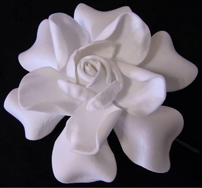 Handmade Artificial Foam Gardenia Decorative Flower Buy
