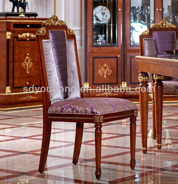 0038 Royal Buche Massivholz Klassischen Luxus Esszimmer Mobel