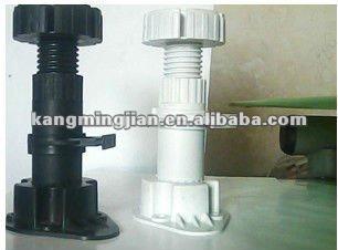 Niza Cocina Plástico Ajustable Piernas/patas Regulables De Plástico ...