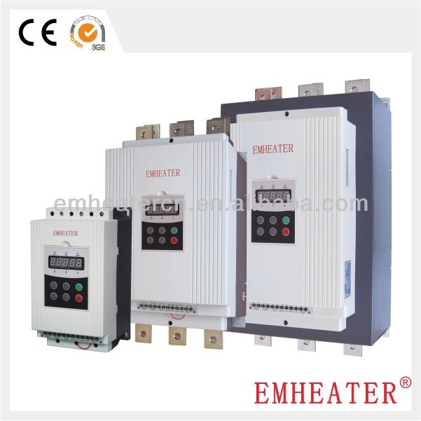 Emheater 380v 400v415v 3 phase electric motor soft starter for Soft start 3 phase motor