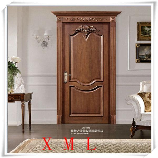 Best price main door teak wood made in china buy main for Best main door design