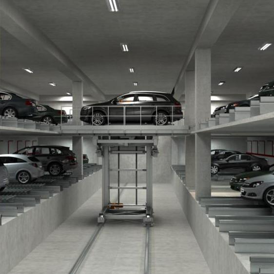 Underground Garage Cost car parking hydraulic garage underground garage cost with ce