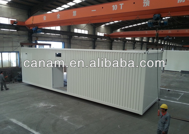 CANAM- low cost modified shipping ISO container