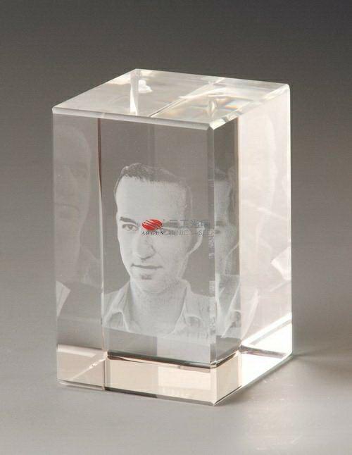 D Glass Engraving Machine