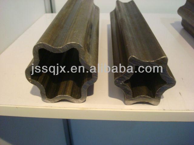 Triangle Pto Shaft Tubing : Pto shaft lemon shape tube buy steel