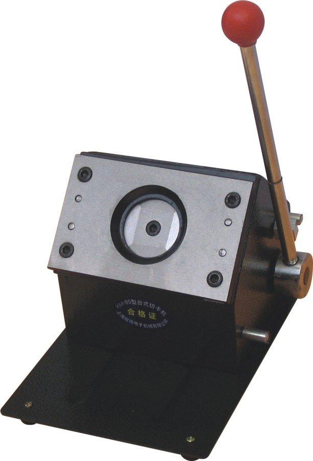 custom manual paper die cutting machine for business card name ...