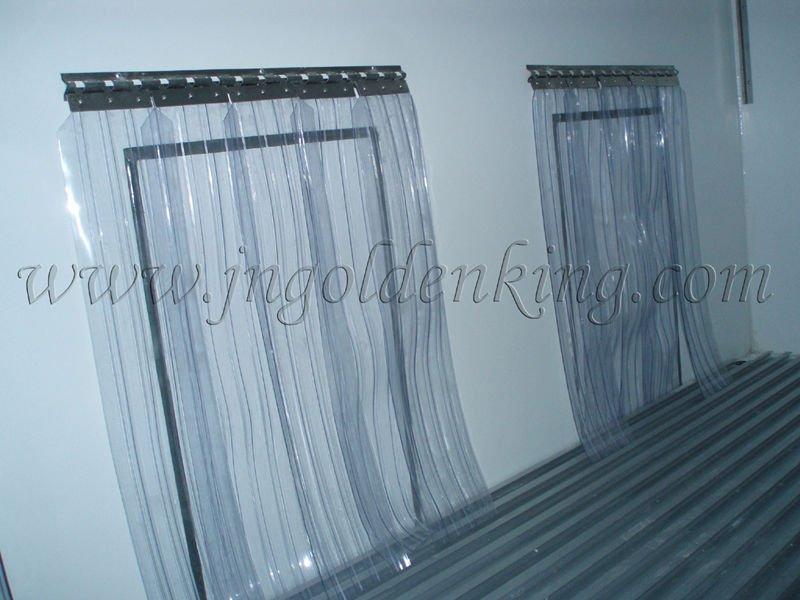 Pvc Curtains For Rear Door Side Door Of Truck Body Buy