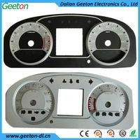 Universal 2d Light Transmission Auto Meter Gauge Digital ...