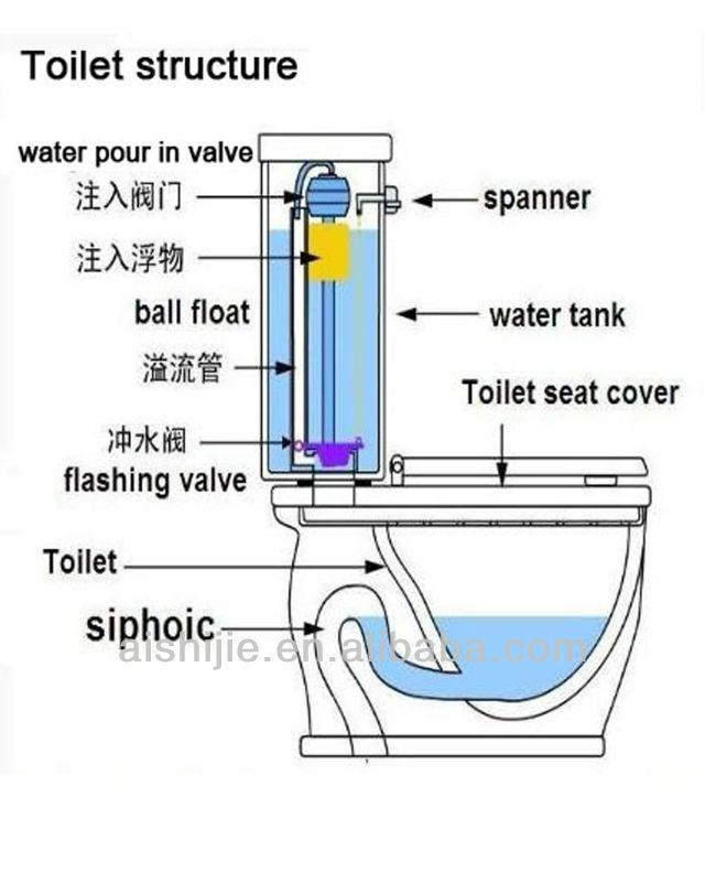 Repair Mansfield Toilet