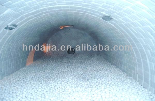 Portland Cement Ball Mill : Clinker di cemento portland impianto macinazione del