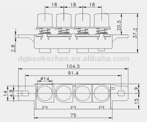 sc706-1bq fan switch