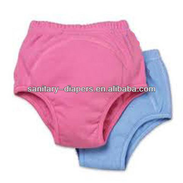 Washable Adult Cloth Diaper Plastic Training Pants