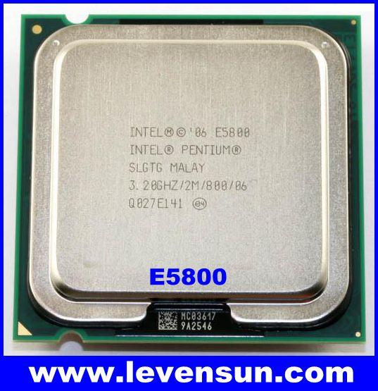Intel Pentium E5800  3.2GHz SLGTG