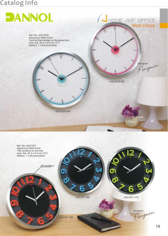 home decor dropshipping european style wall clock round home decor drop shipping by global crafts