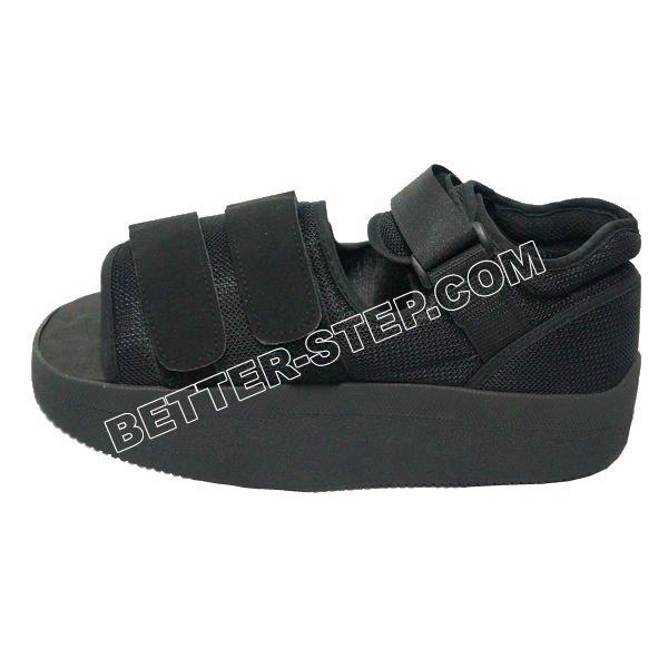 b52423b43de Square Toe Heel Wedge Off Load Orthopedic Post Operative Shoes - Buy ...