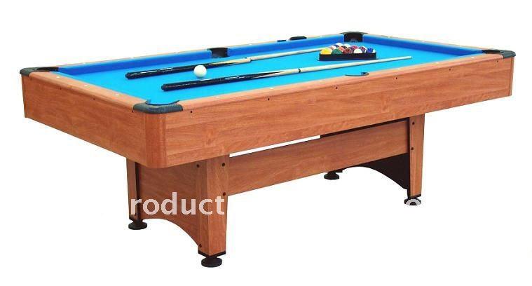attractive price mdf custom billiard table/pool table brand - buy