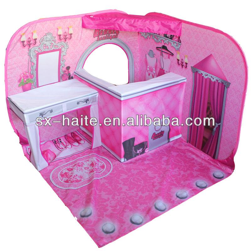 3D girls beauty boutique pop up play tent  sc 1 st  Alibaba & 3d Girls Beauty Boutique Pop Up Play Tent - Buy 3d Girls Beauty ...