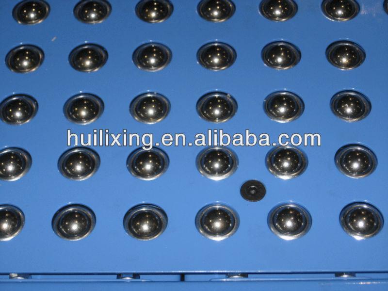 Plastic Conveyor Roller Ball Transfer Unit Ball Transfer