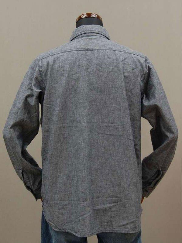 87b7acf13e7 Tenryo Denim Chambray Work Shirts Black - Buy Chambray Shirts
