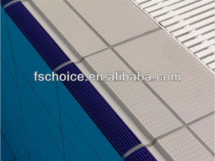Blu cobalto anti slip piscina bordo piastrelle di ceramica buy