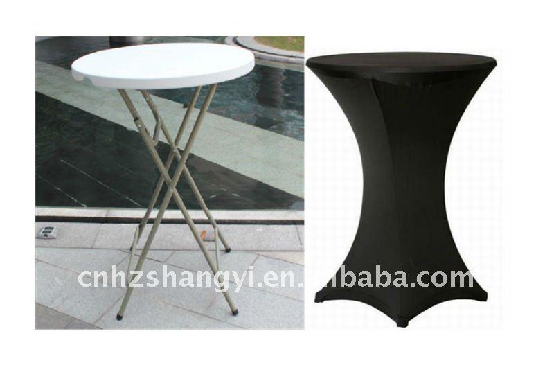 Altezza ft pieghevole in plastica tavoli alti buy pieghevole