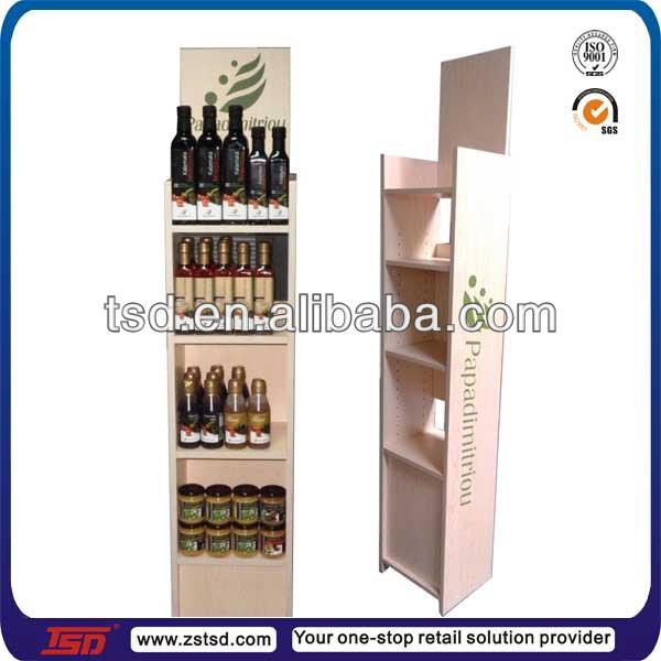 Tsd-a153 Custom In Store Countertop Acrylic Bottle Display Rack,Acrylic  Wine Bottle Display Stand,Whiskey Display Shelf Rack - Buy Whiskey Display