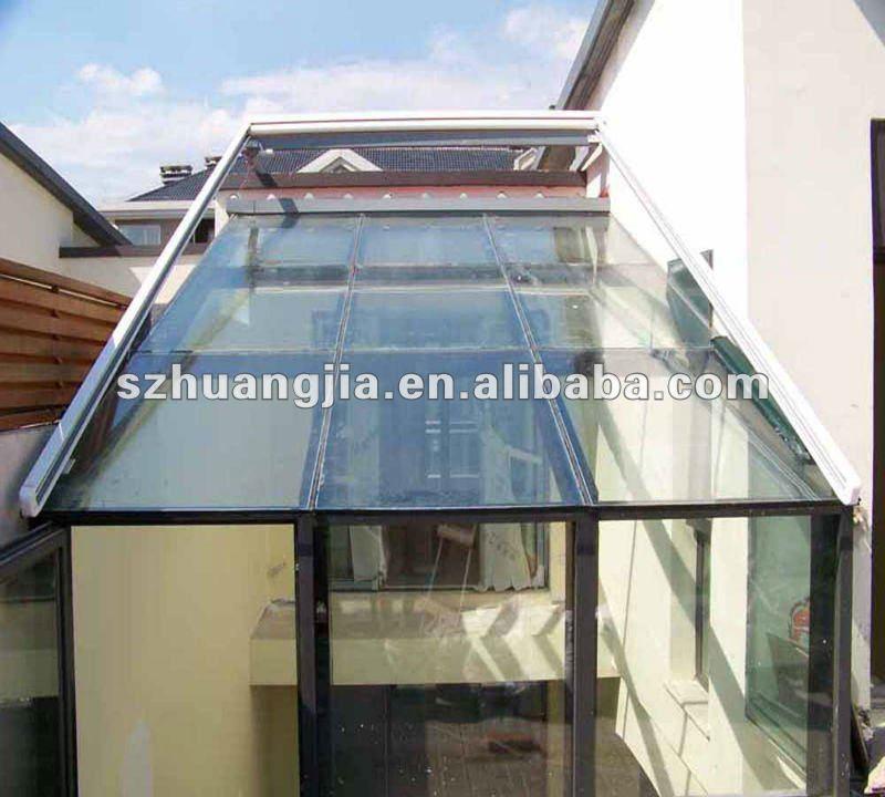 Motorized Sunroom Welded Aluminum Window Canopy Buy