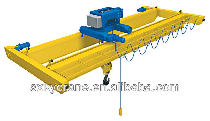 10 Ton Trolley : New european design lh workshop trolley hoist bridge crane
