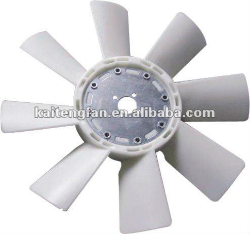 Plastic radiator fan blade for forklift engine cooling fan for Plastic fan blades for electric motors
