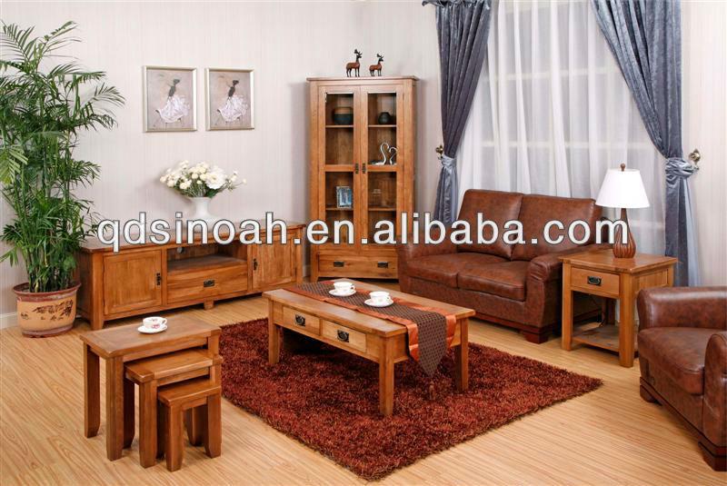 Roble Rústico Muebles De Sala De Madera (sala Juegos) 316 - Buy ...