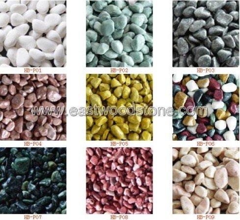 decorative rocks pebbles - Decorative Rocks