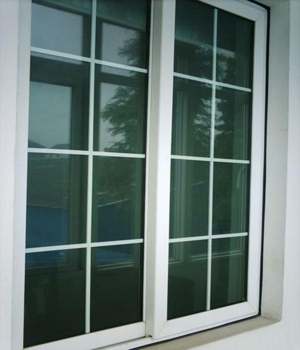 Top Quality Sliding Windows : Pvc sliding window grille design buy with