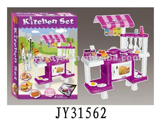 cocina divertida conjunto juguetes para nia con luz y msica