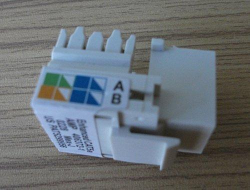 Cat 5 Cable Pinout Rj45 Wiring Furthermore Rj45 Cat 6 Keystone Jack