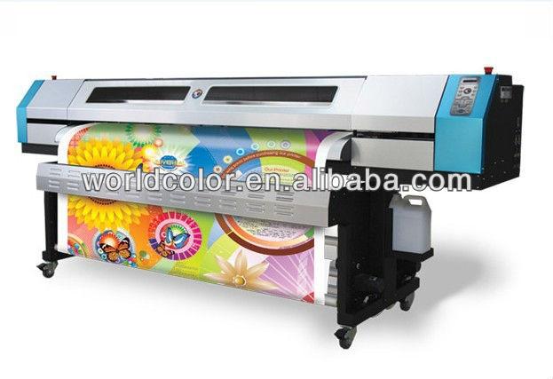 PVC Flex Banner Printer Eco Solvent Printing Machine, Phaeton Galaxy  UD-181LA, View PVC Flex Banner Printer , Phaeton Product Details from  Guangzhou