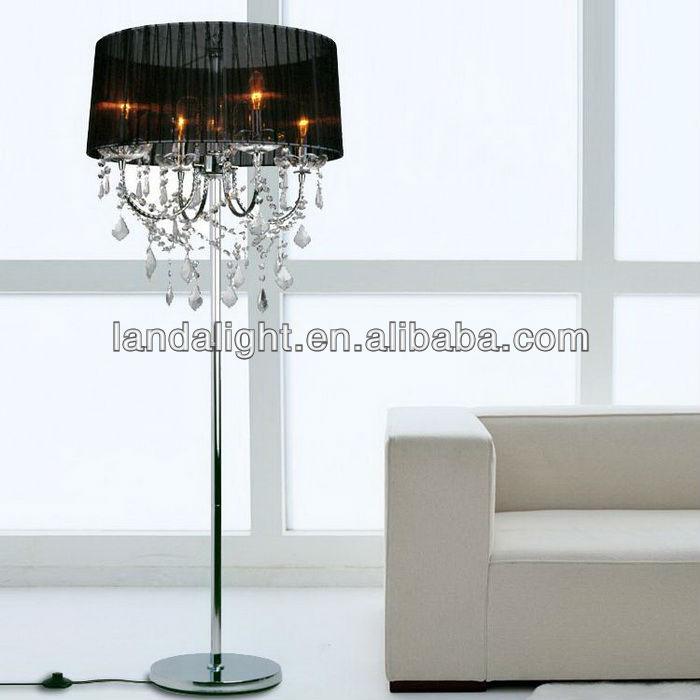 Best Selling Modern Crystal Chandelier Floor Lamp Buy Floor Lamp Chandelier Floor Lamp Crystal
